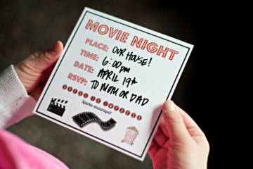 April Movie Night