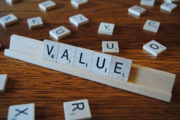 Welche sind meine Wertvorstellungen?