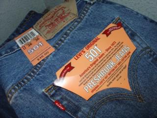 Etwas über Jeans