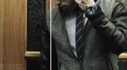 Die männliche Armbanduhr: Accessoire oder Schmuck?