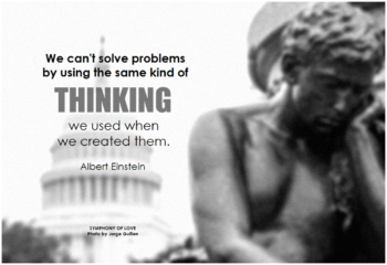 Probleme, mit denen wir uns konfrontiert haben, haben uns viele Lebenslektionen gelehrt