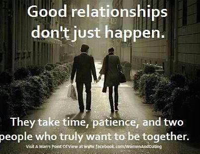 Beziehung Persönlichkeiten