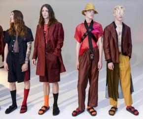 Kann sich jeder Mann an die neuen Modetrends adaptieren?