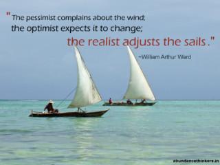 Pessimist oder Optimist?