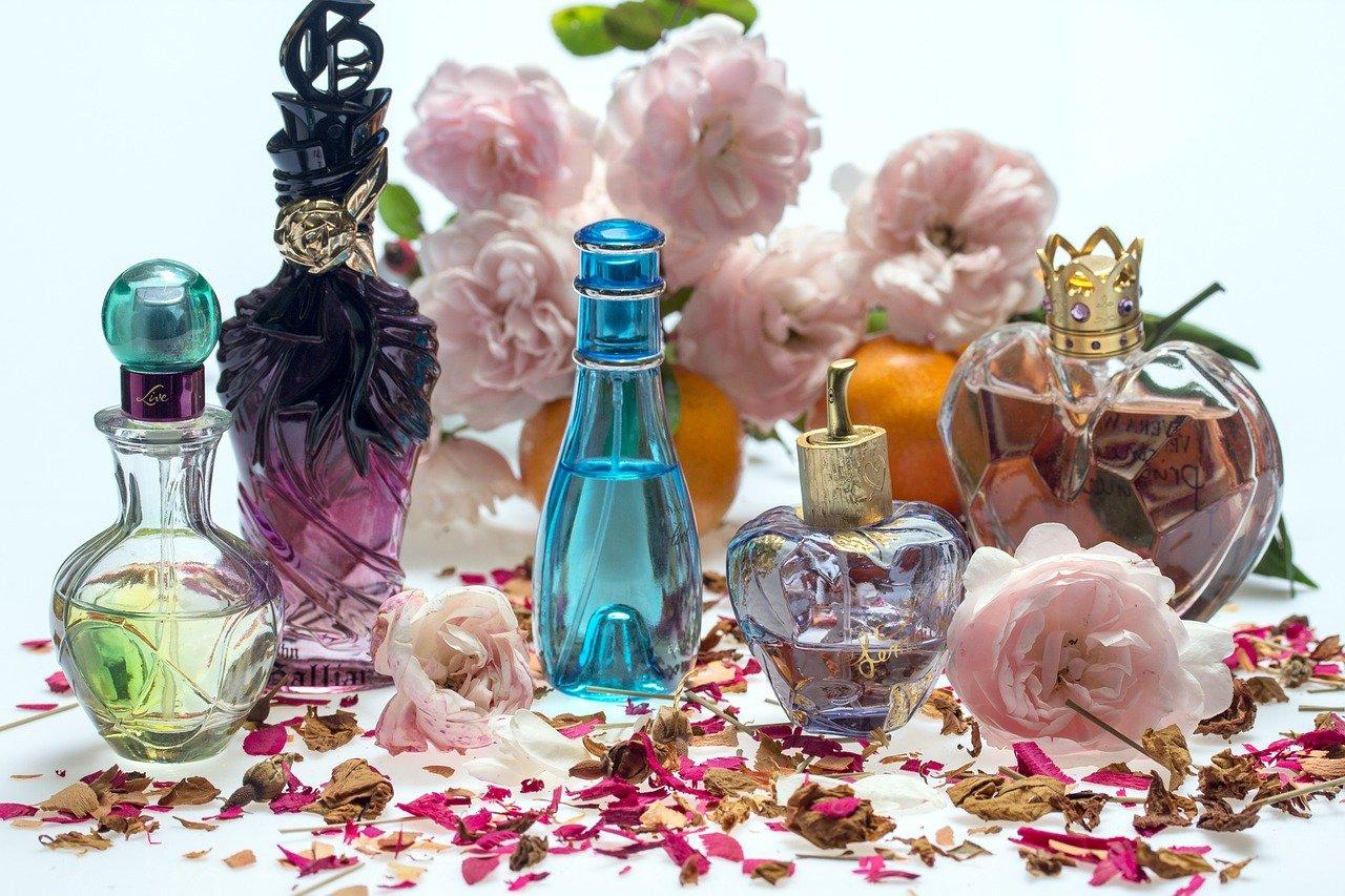 history perfume Guerlain