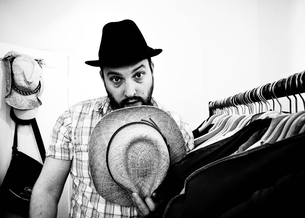 männliche Kleidungsstücke Garderobe